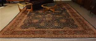 Fine large room-size Oriental rug