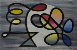 Ashley Havinden (British, 1903 - 1973). Abstract Study,