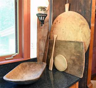 COUNTRY WOOD WARE