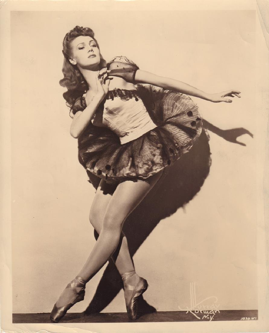 Lyubov Rostova [Russian ballet] Photo.