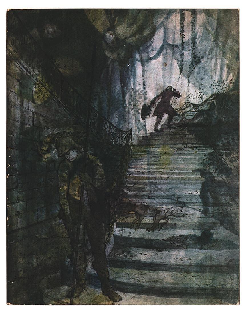 "[Russian ballet] ""The Diaghilev"": Edinburgh festival"
