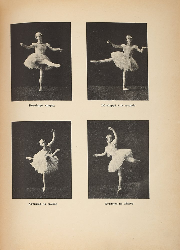 Volynsky, A.L. Book of glee. Alphabet of Classic dance