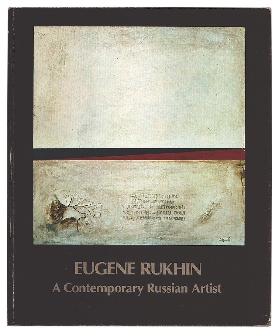 Eugene Rukhin. A contemporary Russian Artist.
