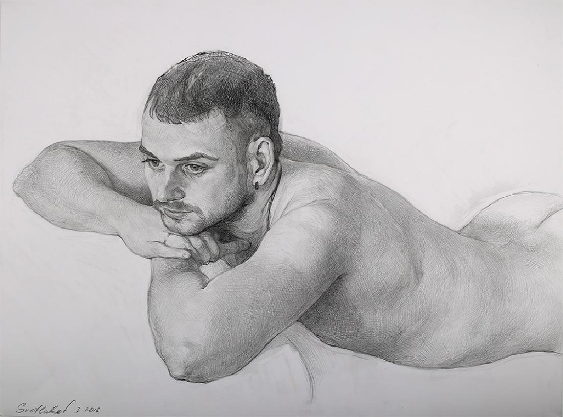 Svetlakov, S.N. Lying model.