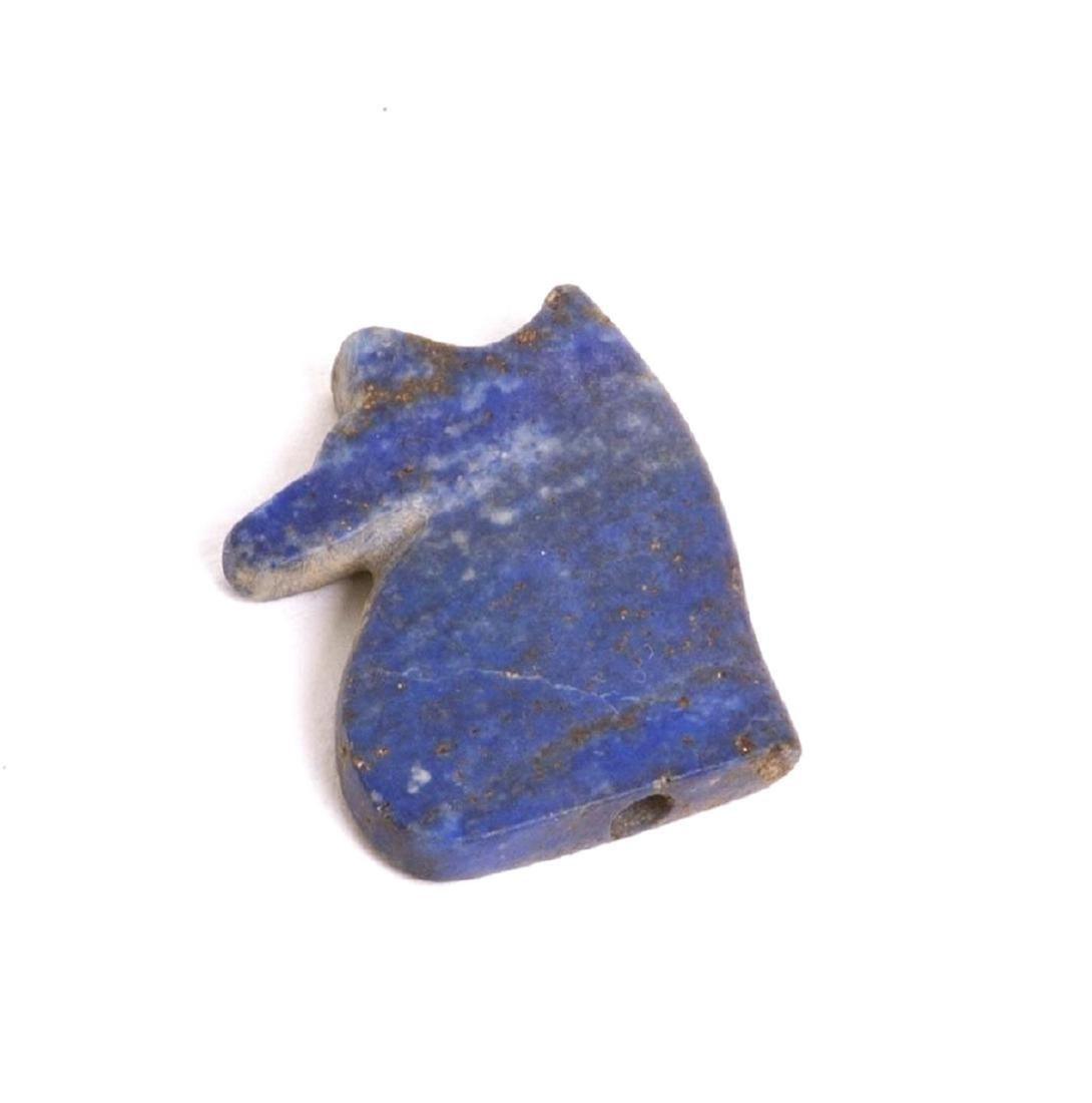 ANCIENT EGYPTIAN LAPIS LAZULI EYE OF HORUS C.700 B - 2