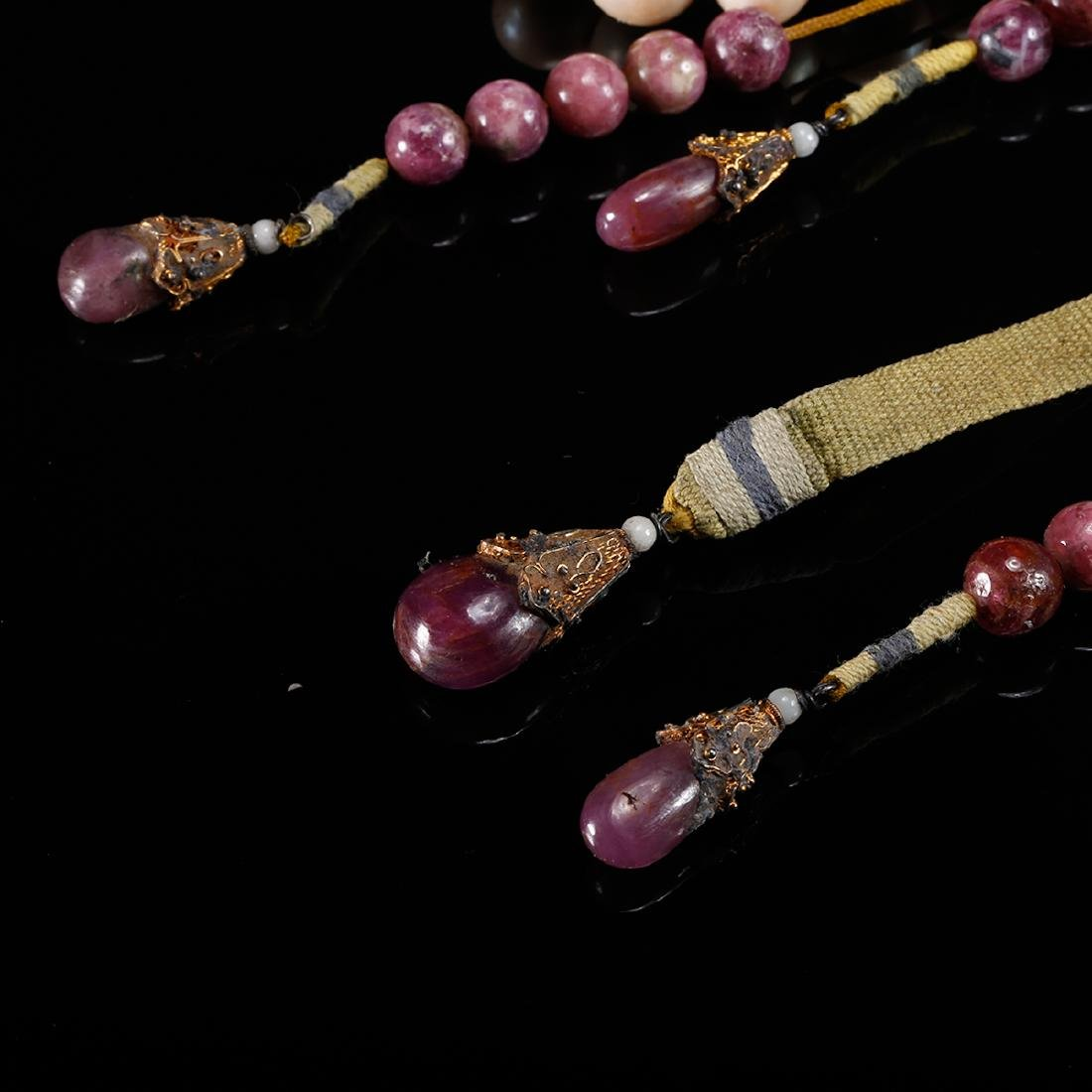 CHINESE PEARL COURT BEADS NECKLACE, QING - 3