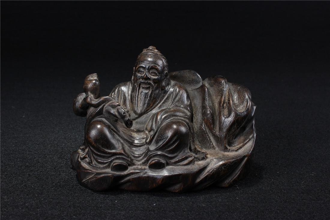 Longevity incense carved ornaments