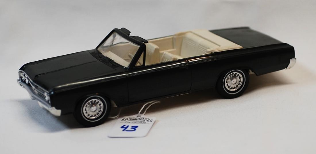 1964 Cutlus Oldsmobile convertible Promo Jade Mist