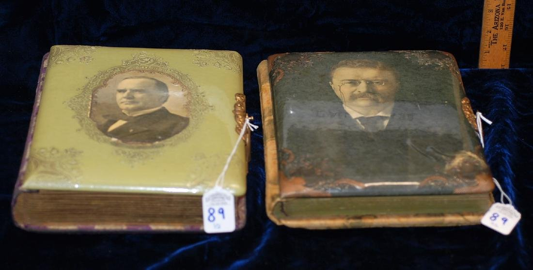 2 Late 19th Century Photo Albums feat. McKinley (full)
