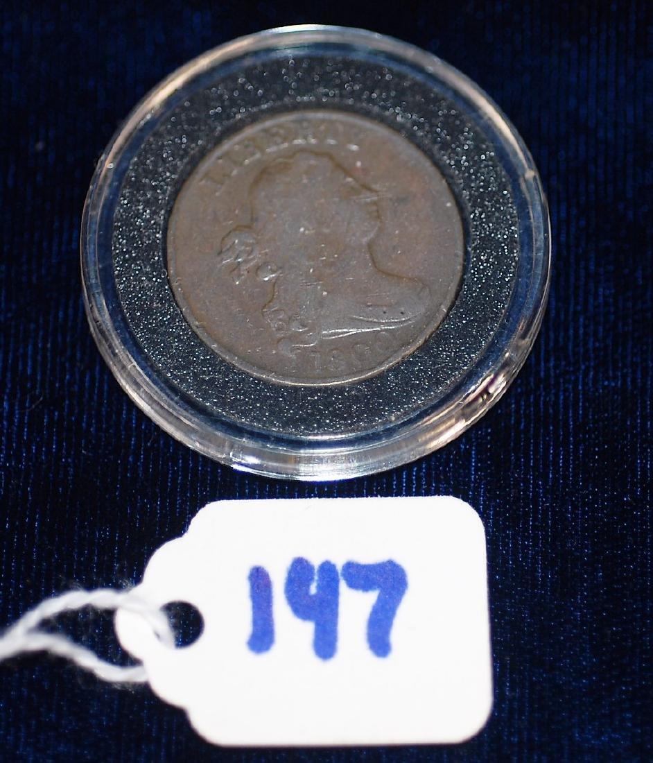 1800 United States Half Cent