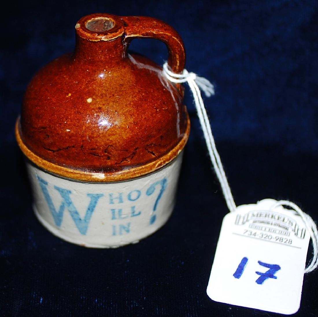 Souvenir Mini Jug Michigan Minnesota - 2