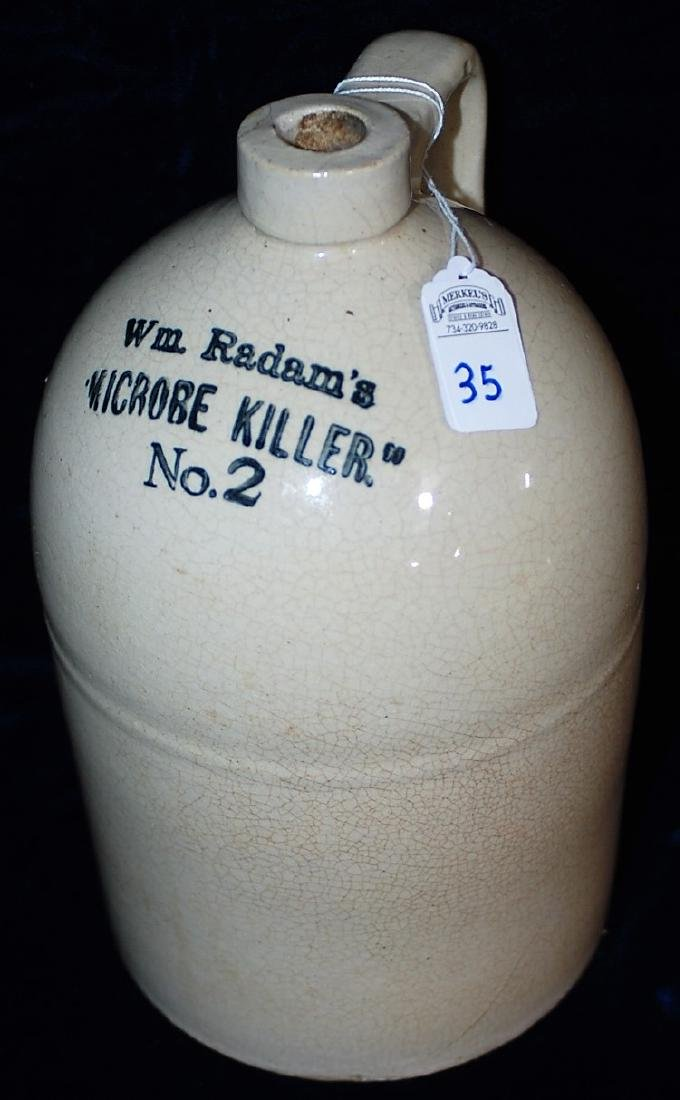 "Jug WM. Radam's  ""Mirobe Killer"": No. 2"