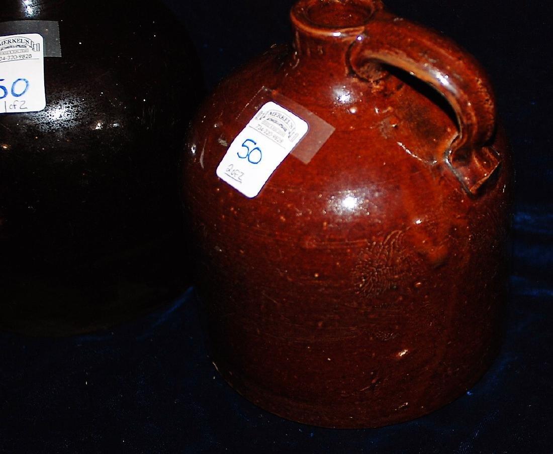 Lot of 2 Red Wing half gallon jugs - 3