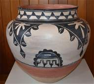 Superb Monica Silva Santo Domingo Storage Jar 1920-1925