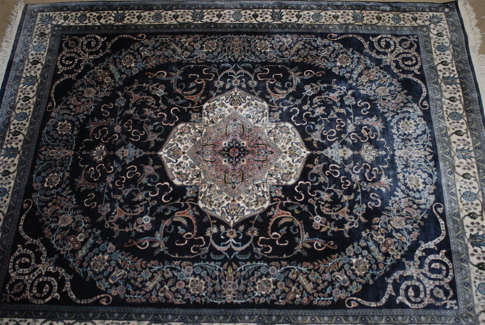 Large Oriental Rug 8 x 10 Feet by Mir in Pakistan