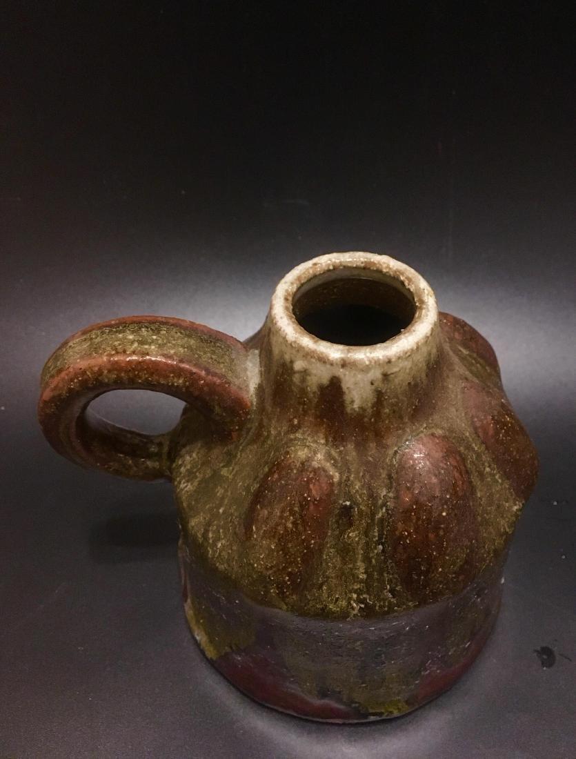 Antique 18th percerlain pot