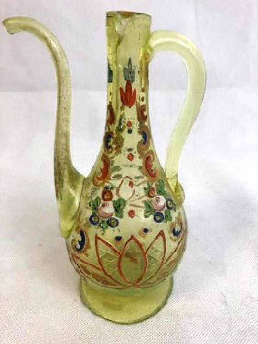 Jug for the middle eastern market