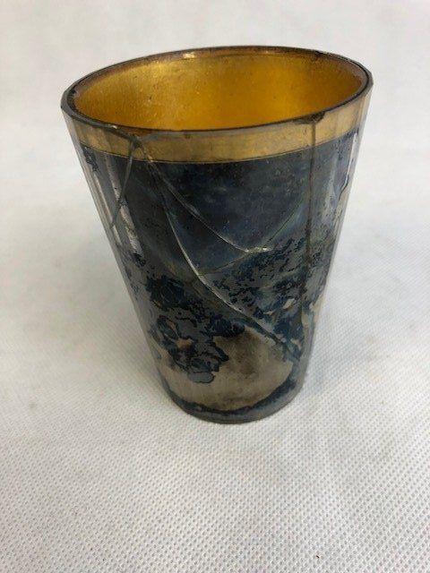 Bohemian Glass Beaker