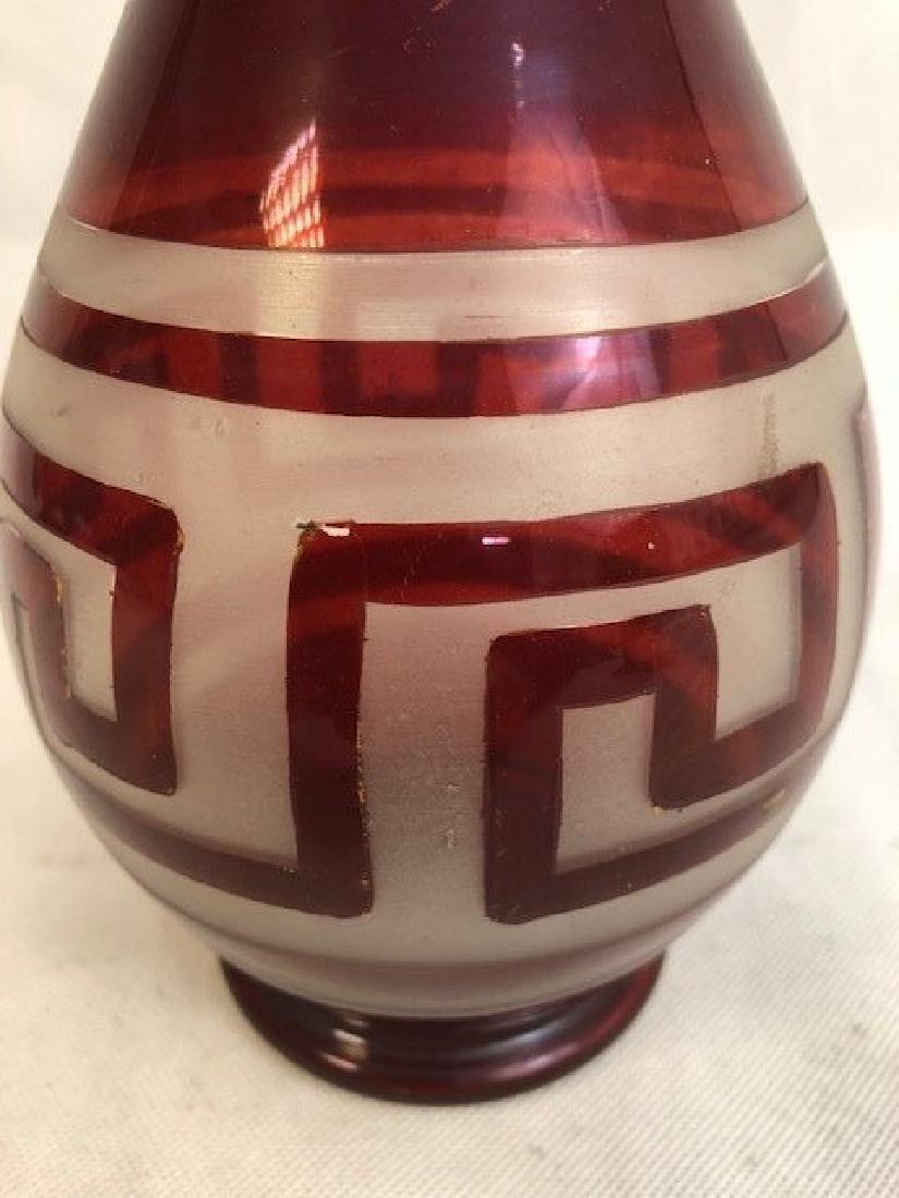 Bohemian vase - 2