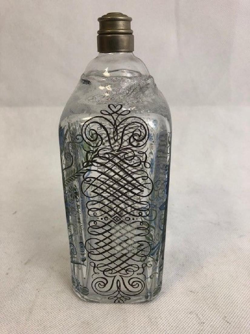 Bohemian flask - 2