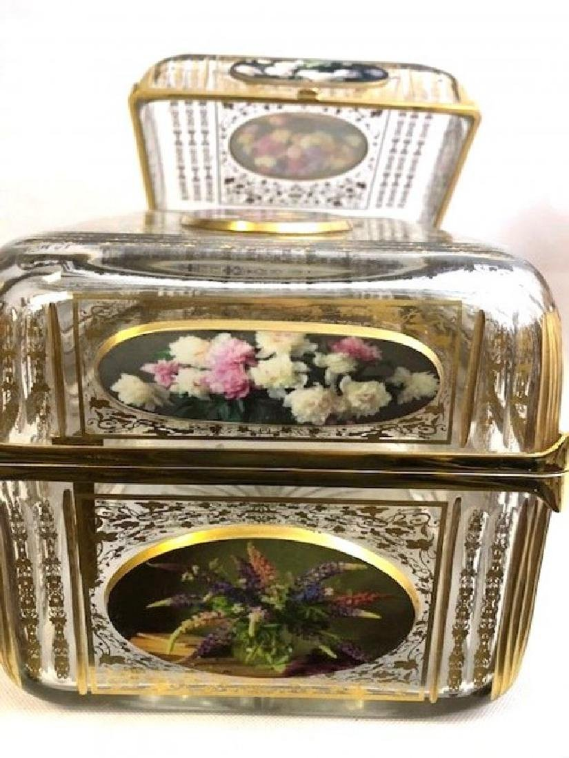 Pair magnificent boxes possibly French - 4