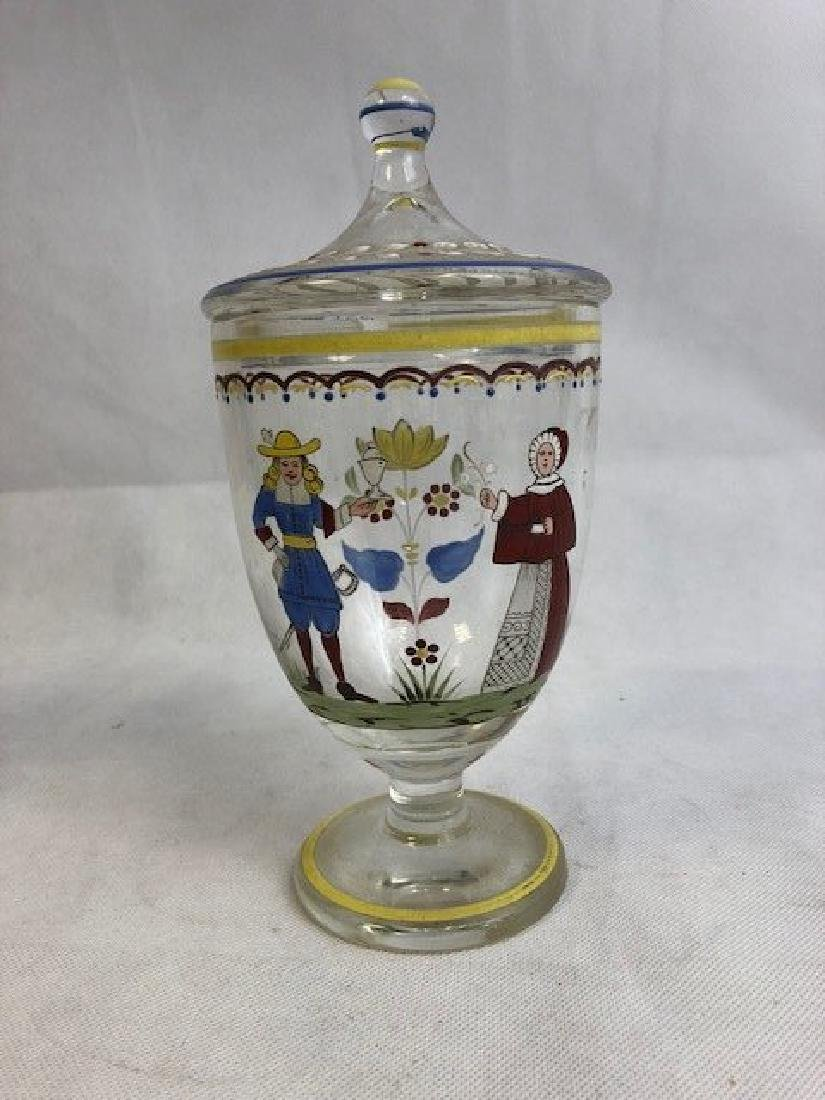 Bohemian Cup And Cover - 2