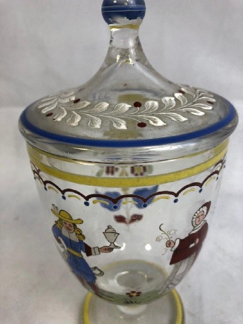 Bohemian Cup And Cover - 3