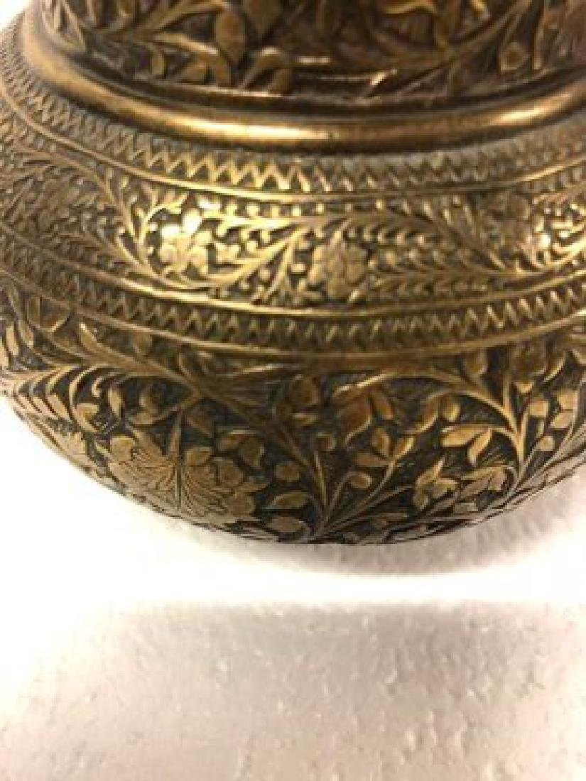 Brass Bowl Possibly Indian - 2