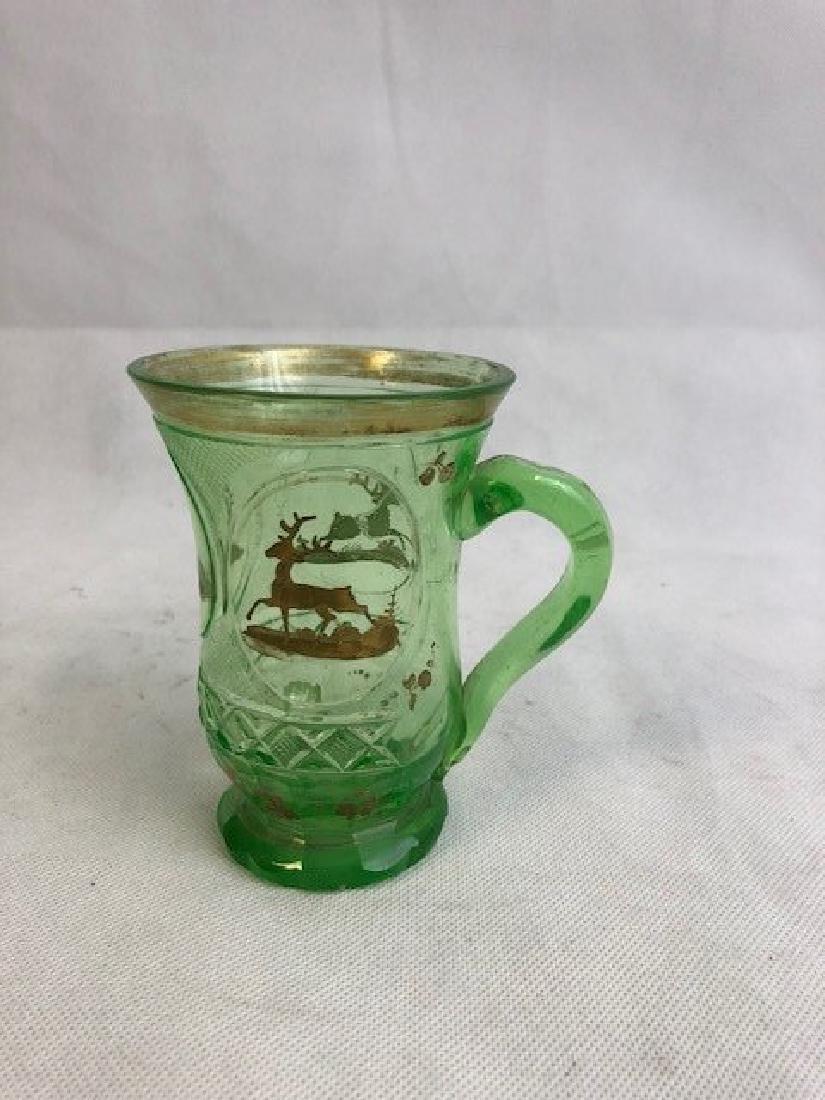 Bohemian Green Cup