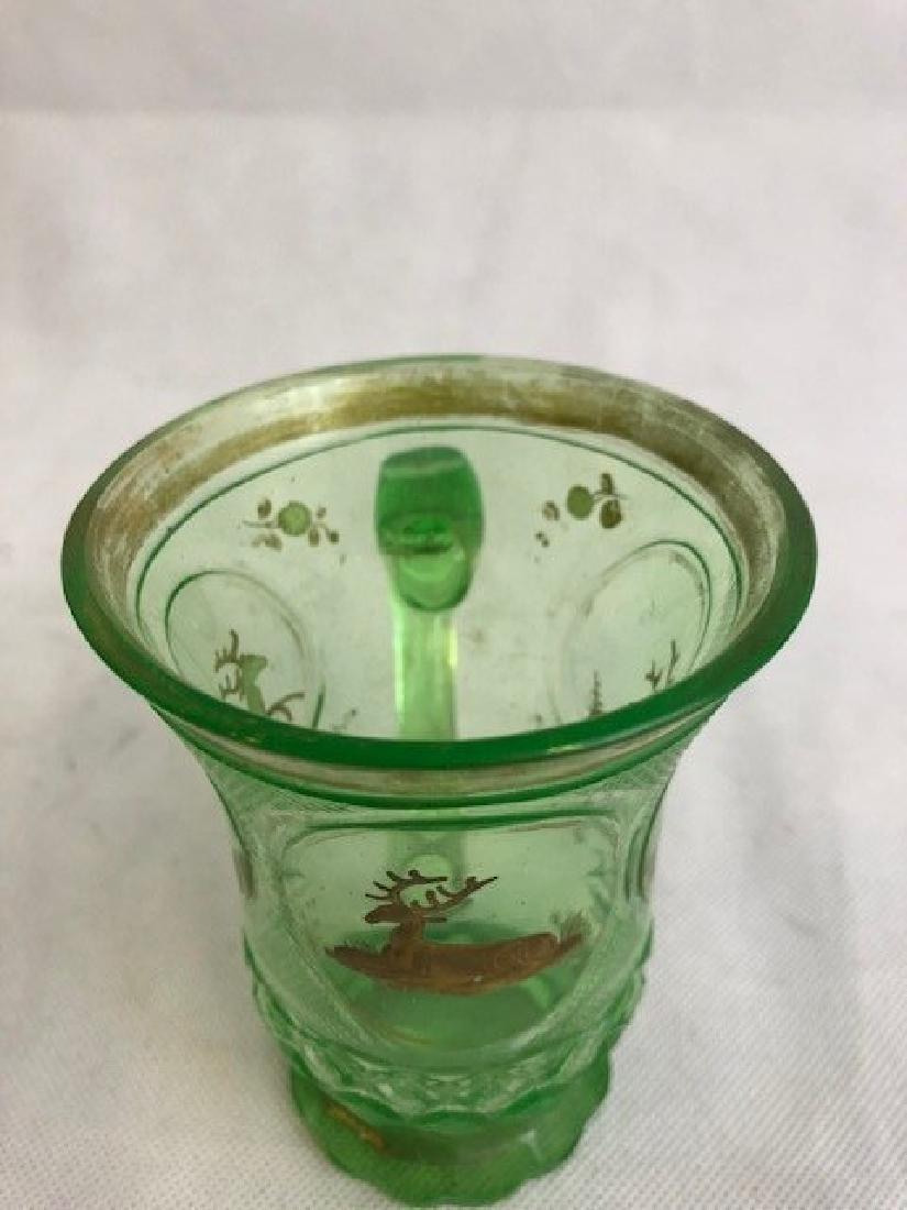 Bohemian Green Cup - 3