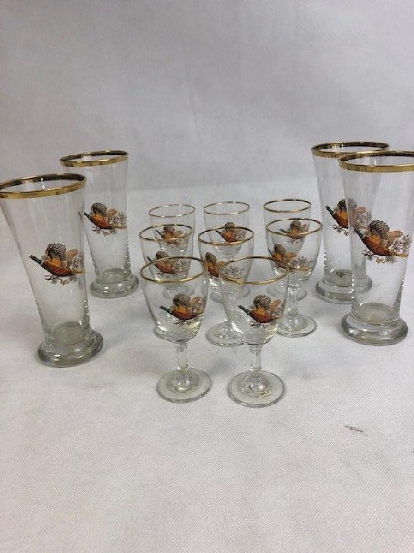 Collection of 20th Century Glasses
