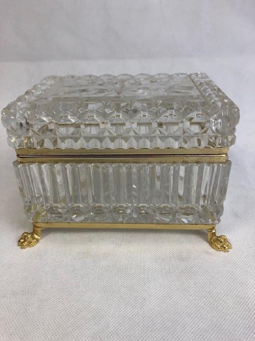 French Crystal Box