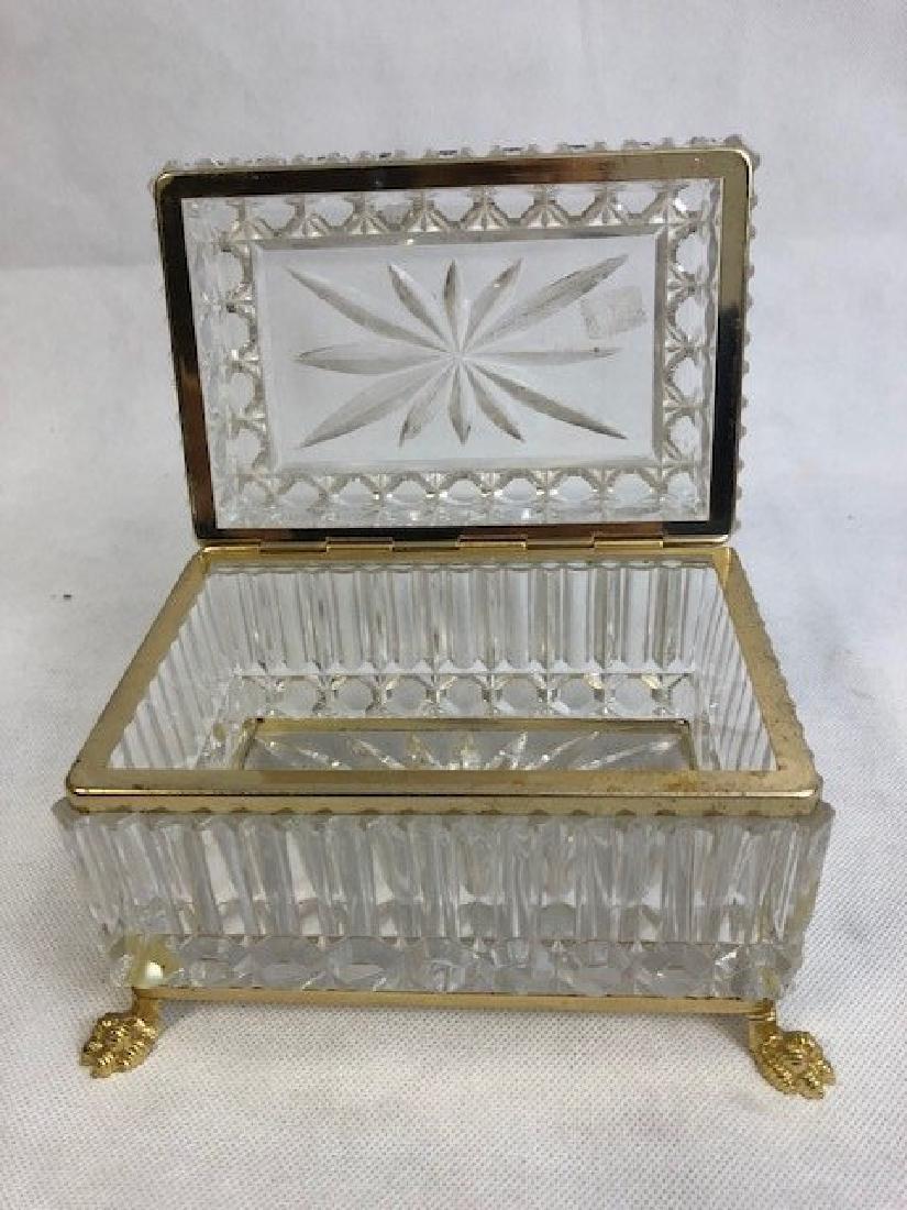 French Crystal Box - 2