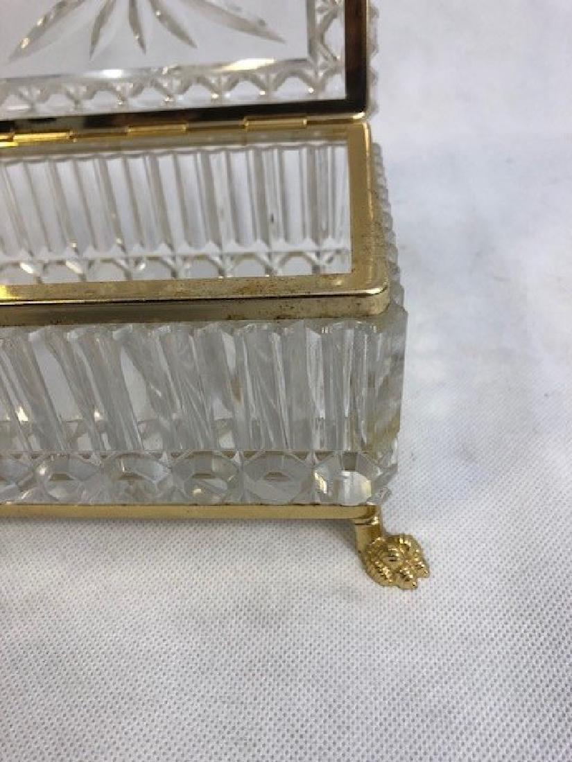 French Crystal Box - 3