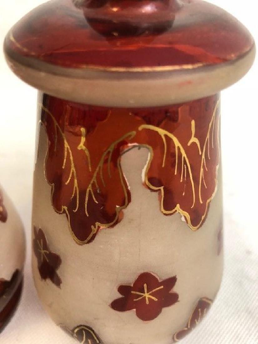 Pair Of Bohemian Vase - 3