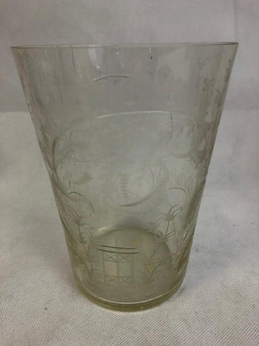 Engraved Beaker - 3