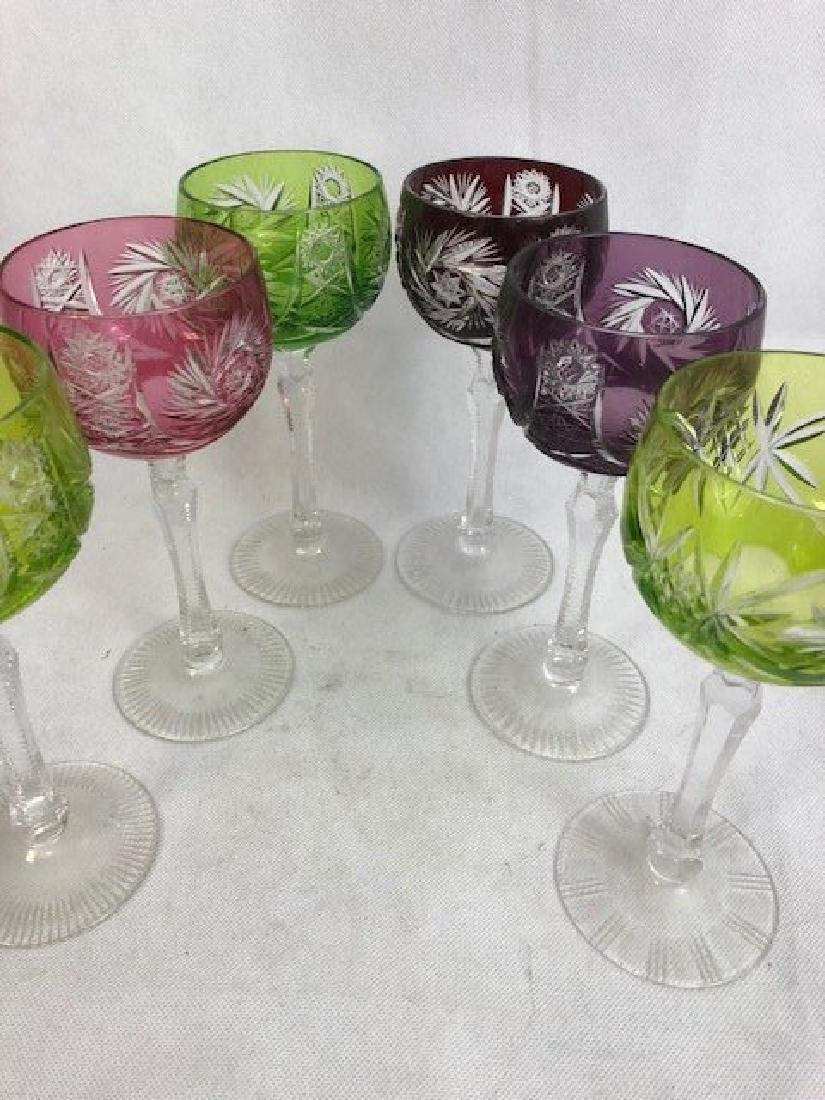 Set of 6 Champagne glass - 3
