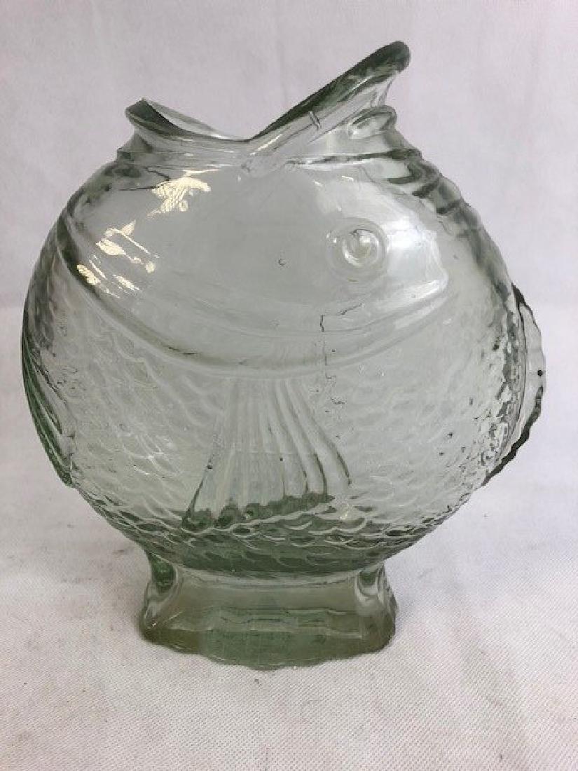 Baccarat Fish Vase