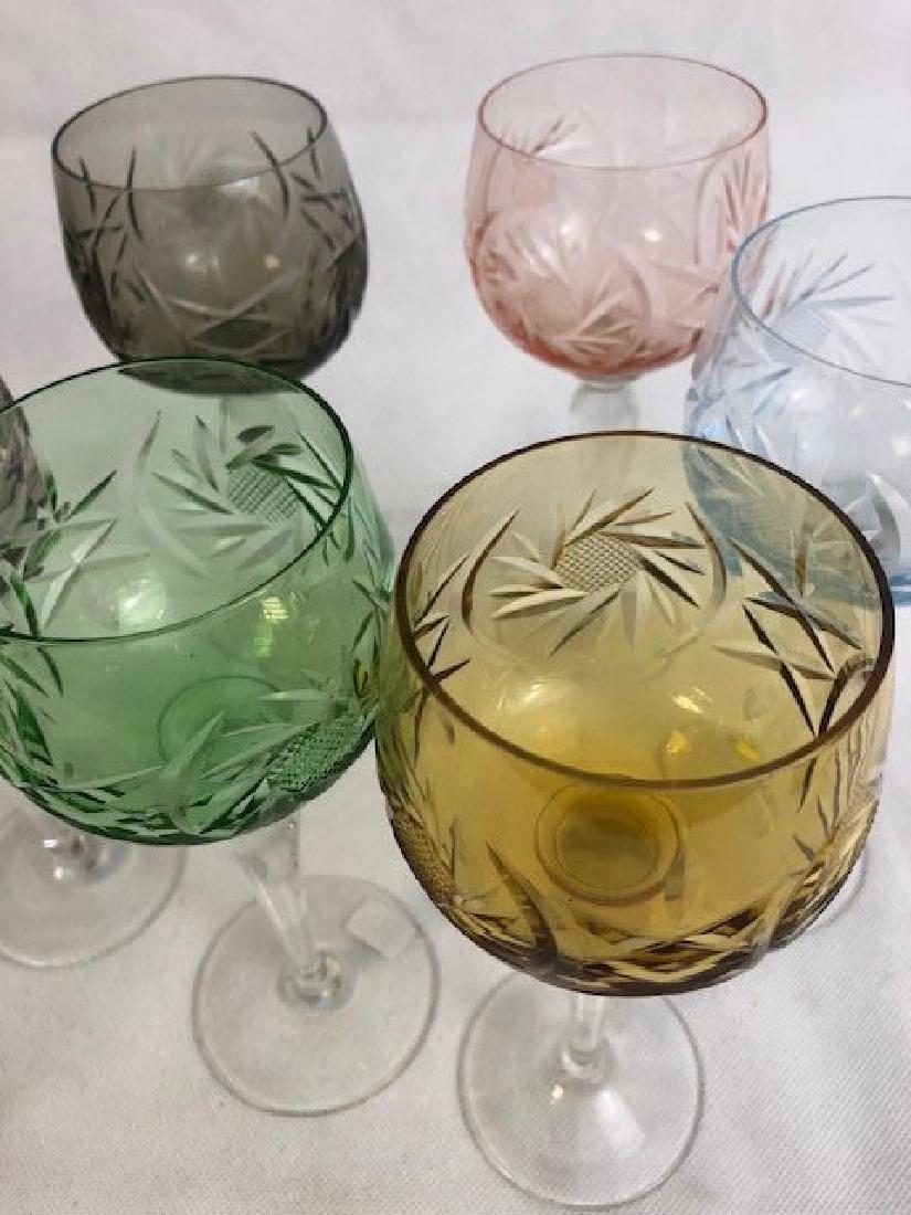 Set of 6 Champagne Glasses - 3