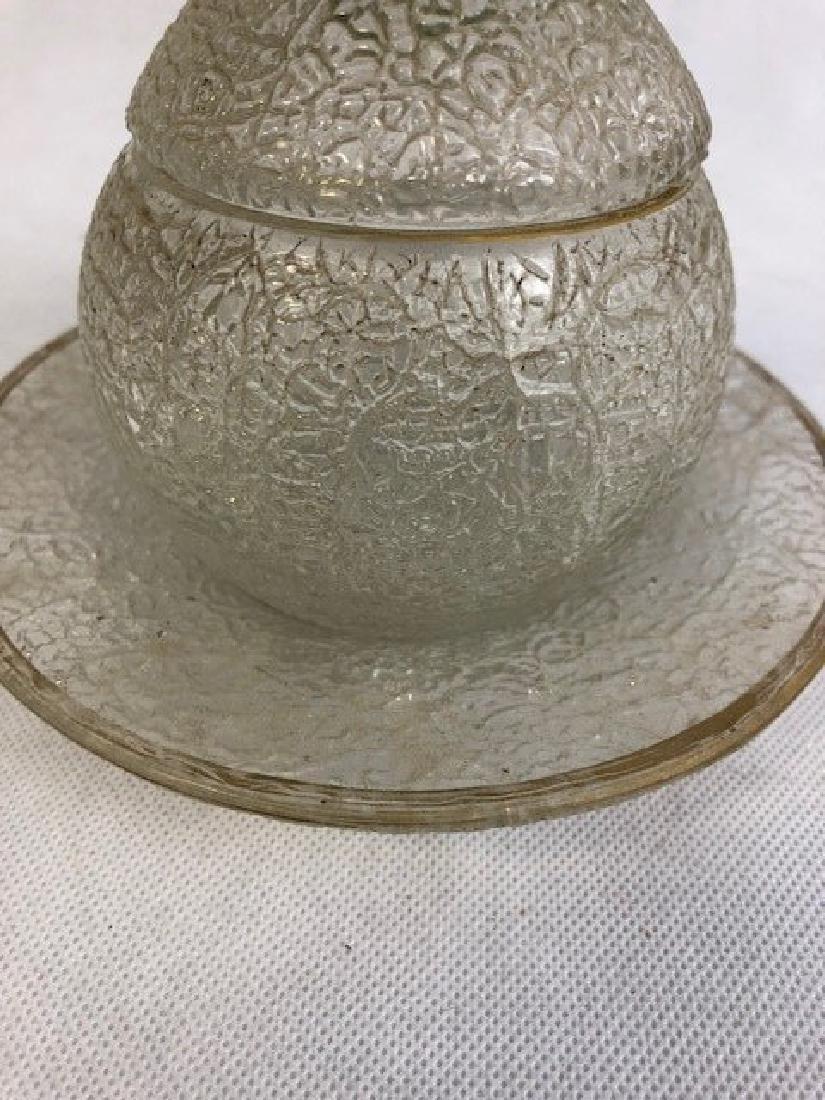 French ice vase - 3