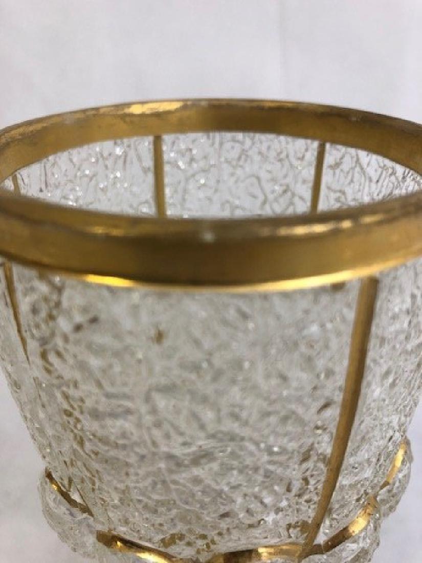 Ice glass goblet - 2