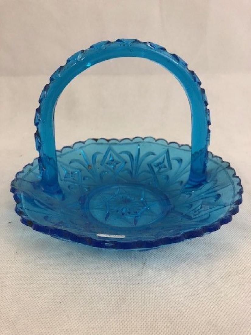 Press glass basket