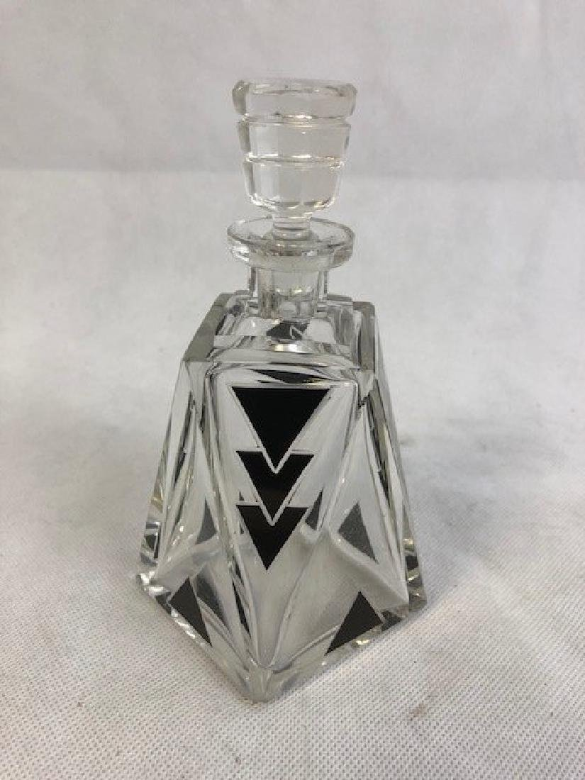 1930s perfume Bottle art nouveau