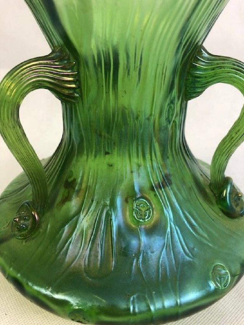 Lotz style handled Vase - 3