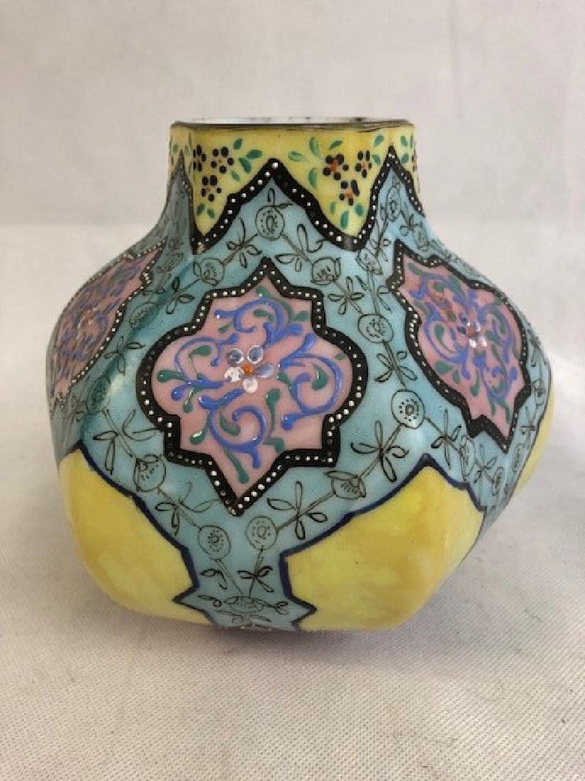 Thomas Webb vases