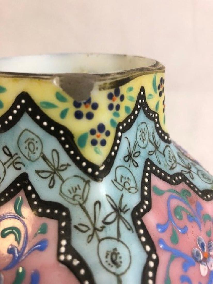 Thomas Webb vases - 3