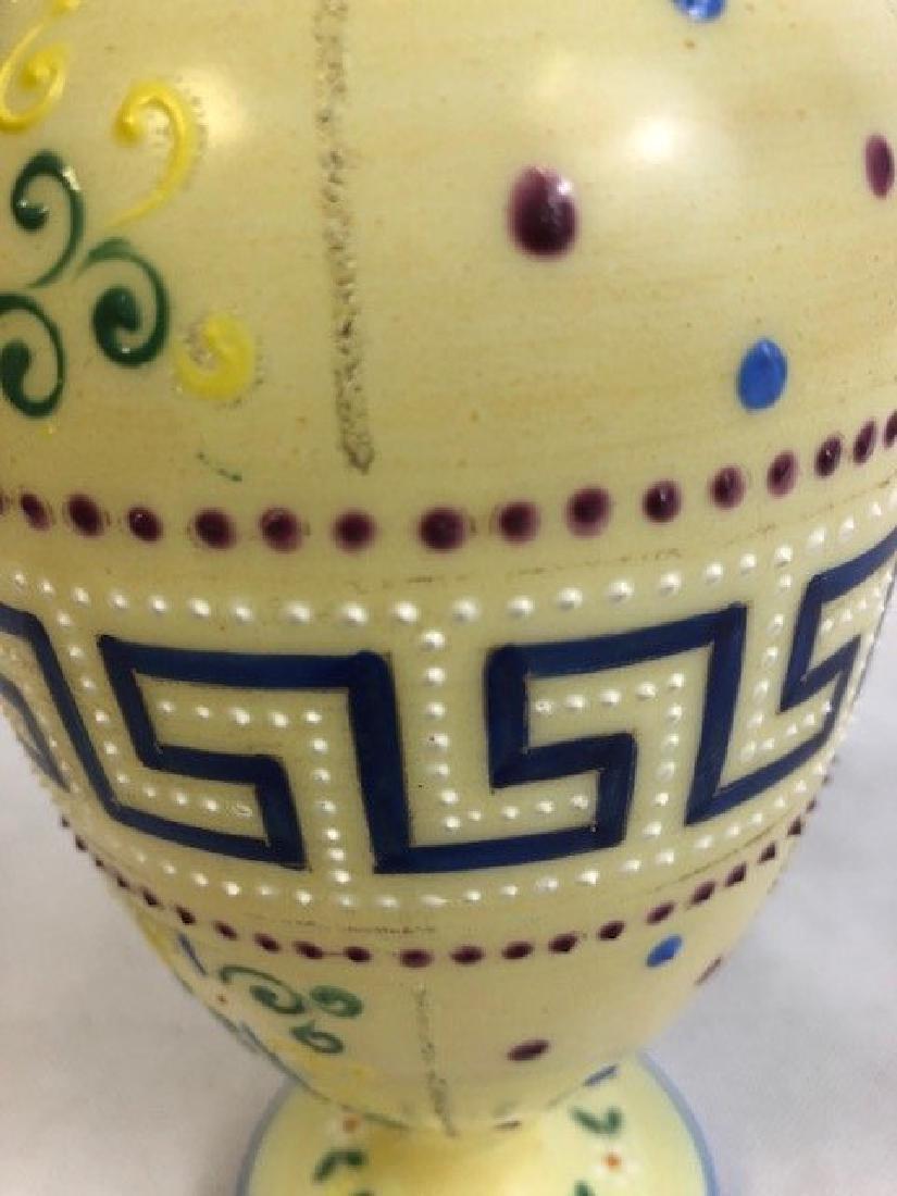 Thomas Webb vases - 2