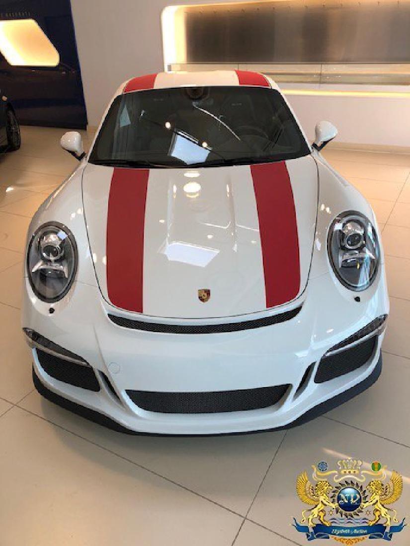 Very Rare 2016 PORSCHE 911 R