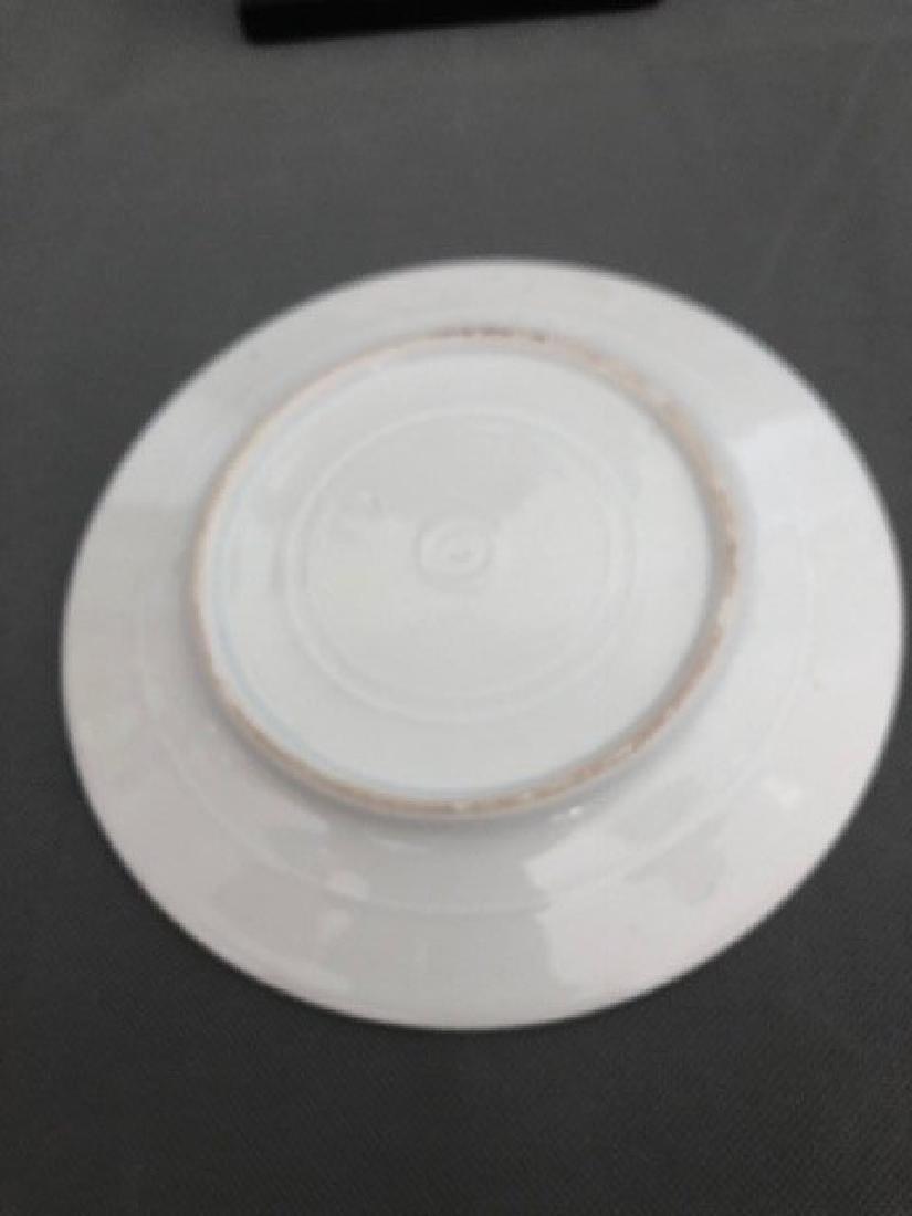 Pair Persian plates - 3