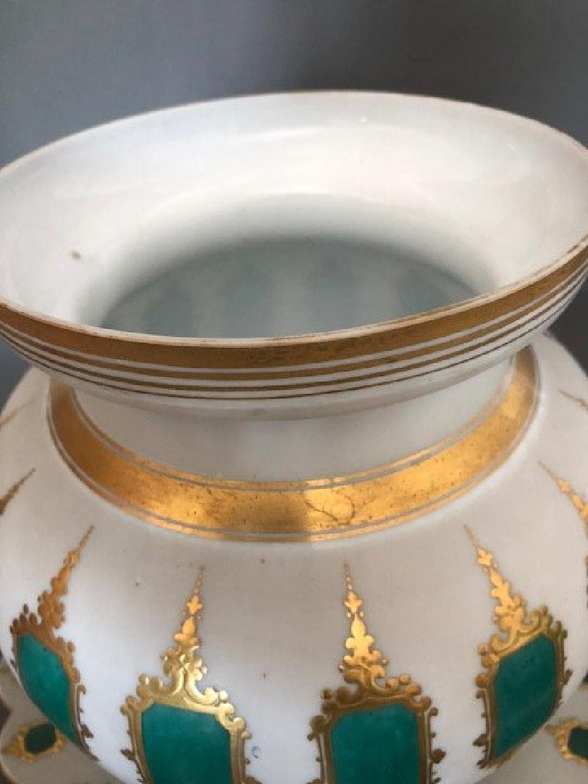Exceptional punch bowl. Bohemian - 5